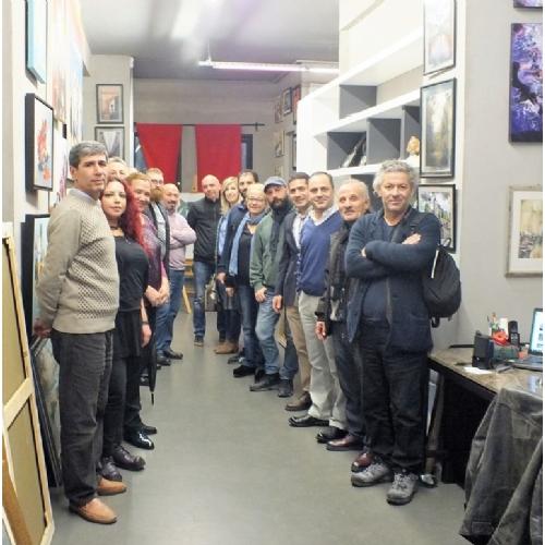 Galva Metal A.Ş. / Art Garage İstanbul 2017 Masa Takvimi